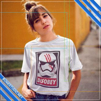 shirt t-shirt white girl star wars galactic fashion streetstyle sweater sweatshirt tumblr tumblr girl vintage old school picture tv