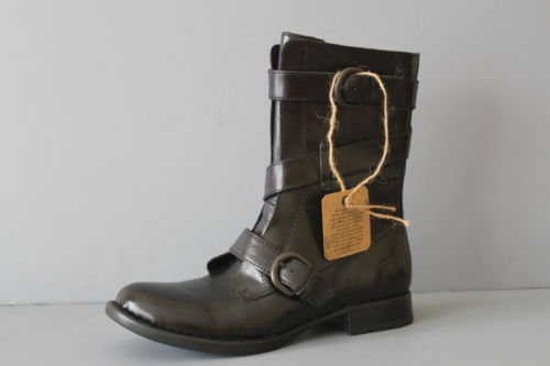 Born Alamid Black Ankle Boots $175 7 | eBay