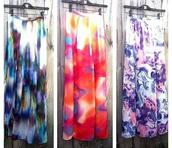 skirt,tie dye,maxi,maxi skirt,beautiful,summer,colorful,beach,evening outfits,nice,pretty