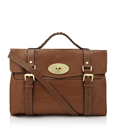 Mulberry - Oversized Oak Alexa Bag at Harrods