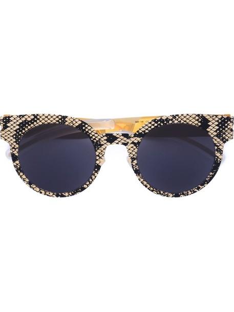 MYKITA women sunglasses black