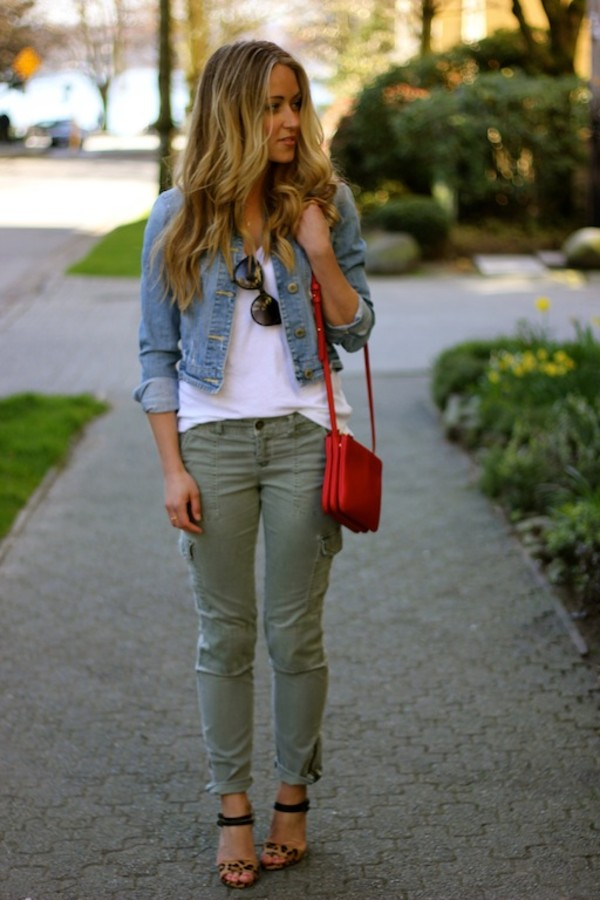- AE Denim Jacket American Eagle Outfitters