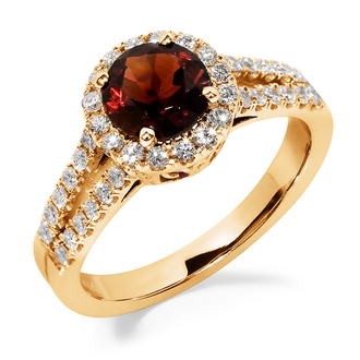 jewels gold 14k gold yellow gold rose gold white gold ring diamonds gemstone ring gemstone diamond ring garnet garnet ring engagement ring