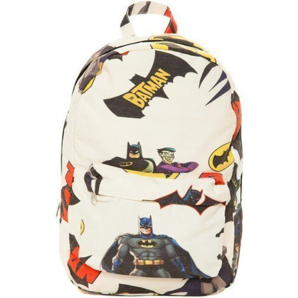 bag marvel backpack