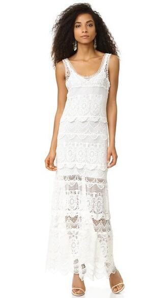 dress maxi dress vintage maxi lace