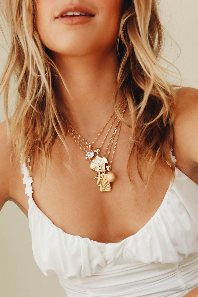 Sweet Days Necklace