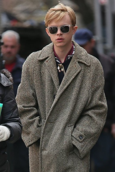 coat kill your darlings dane dehaan celebrity movies movie actor