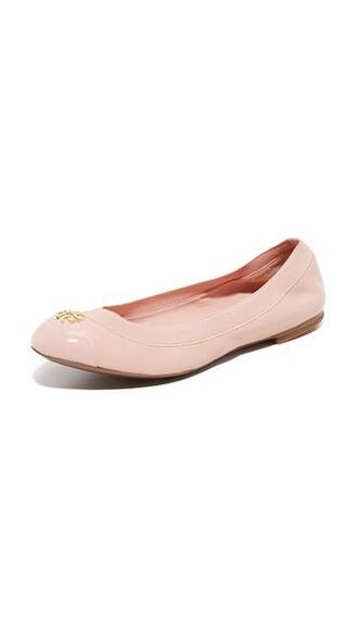 ballet flats ballet flats pink shoes