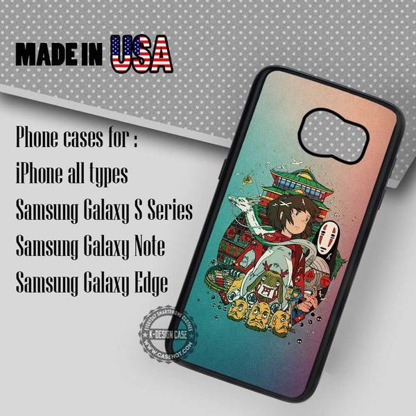 Samsung S7 Case - Anime No Face- iPhone Case #SamsungS7Case #cartoon #yn