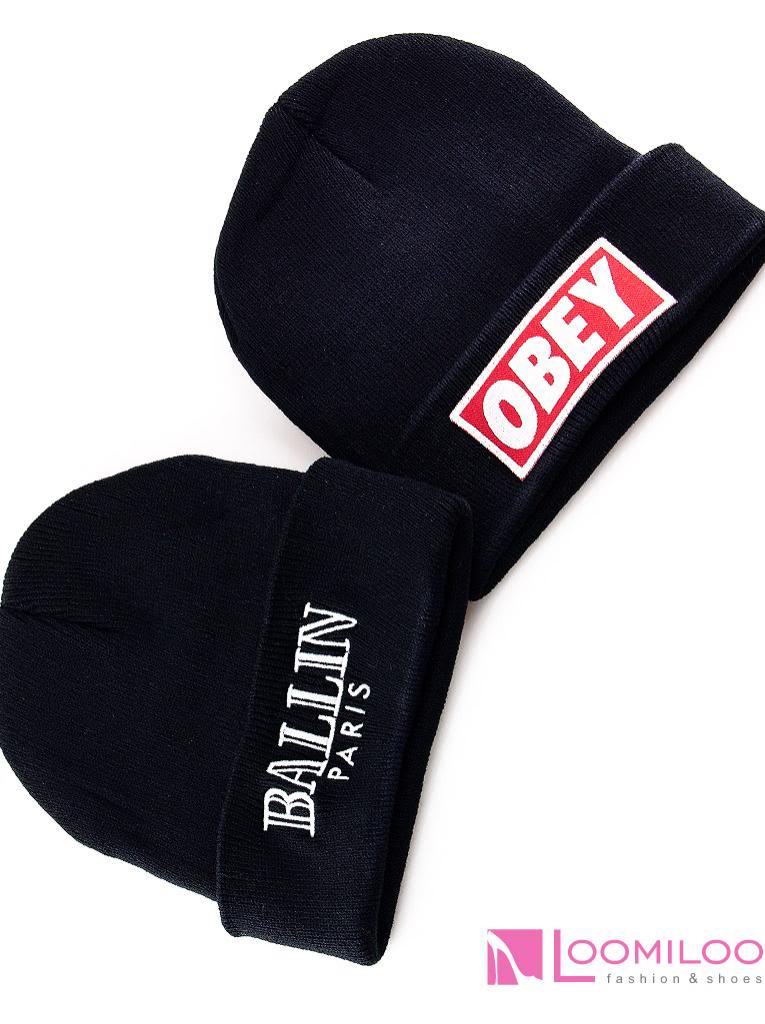 Obey Ballin Beanie Damen Swag Hipster Drake Kanye LA Rihanna Mütze Hat Winter | eBay
