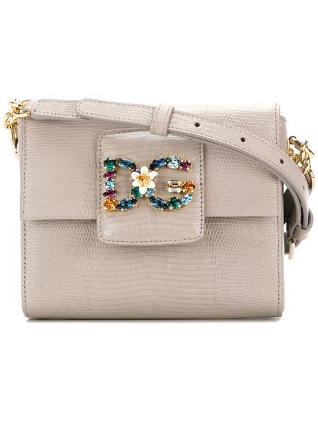 Dolce & Gabbana women bag shoulder bag leather nude