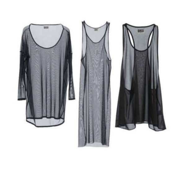maxi see through grey dress black dress dress