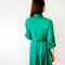 Lu green dress