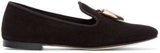 shark loafers black shoes