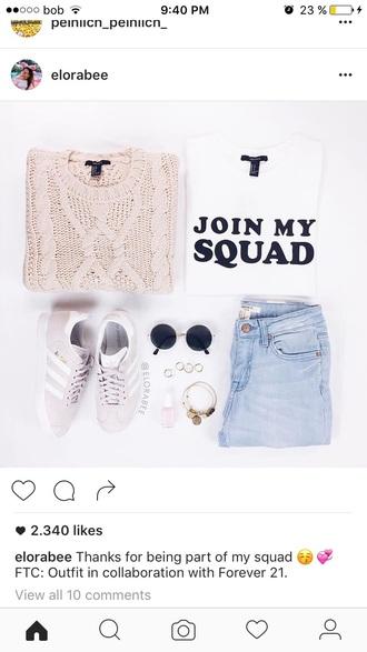 sweater knitwear rose