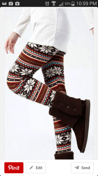 leggings winter leggings pattern leggings