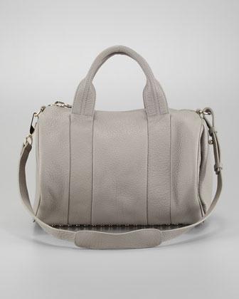 Alexander Wang Rocco Duffel Bag, Oyster - Neiman Marcus