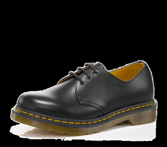 shoes oxfords black DrMartens