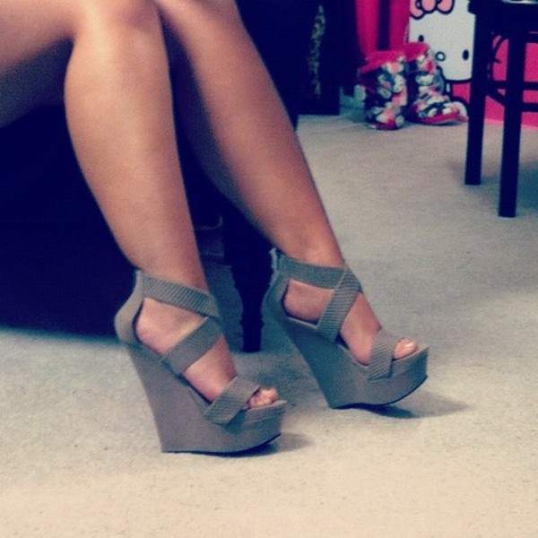 Womens Wedges - Women's Shoes - Shoes