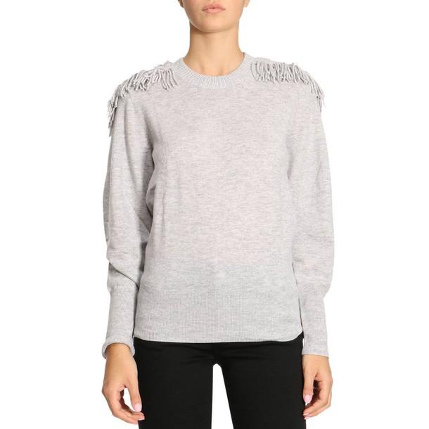 Burberry sweater women grey