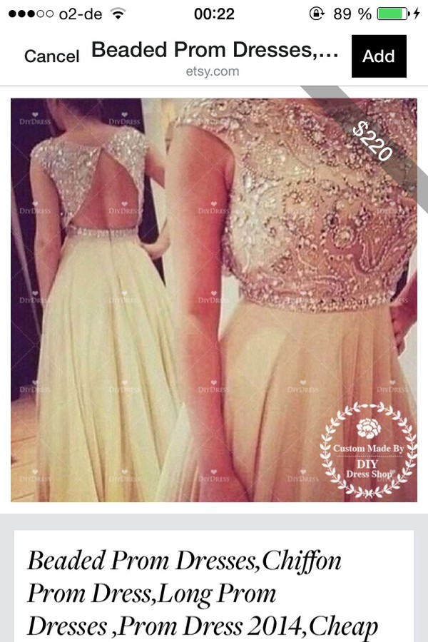 dress nude gown prom dress