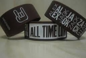 all time low bracelets shirt