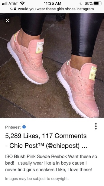 shoes light pink