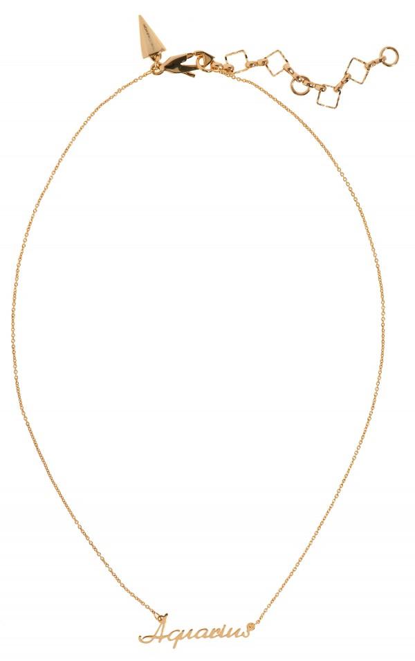 Rebecca Minkoff Zodiac Necklace | Rebecca Minkoff Online Store