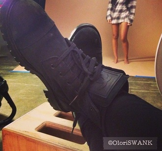 shoes black black boots winter boots chanel boots chanel shoes chanel winter boot
