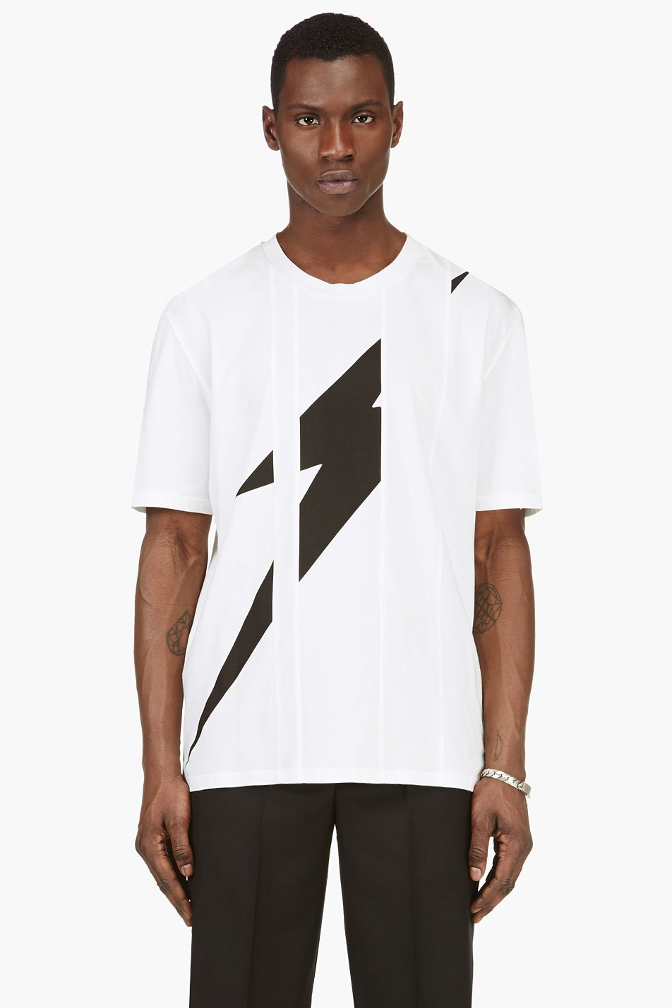 3.1 phillip lim white lightning t_shirt