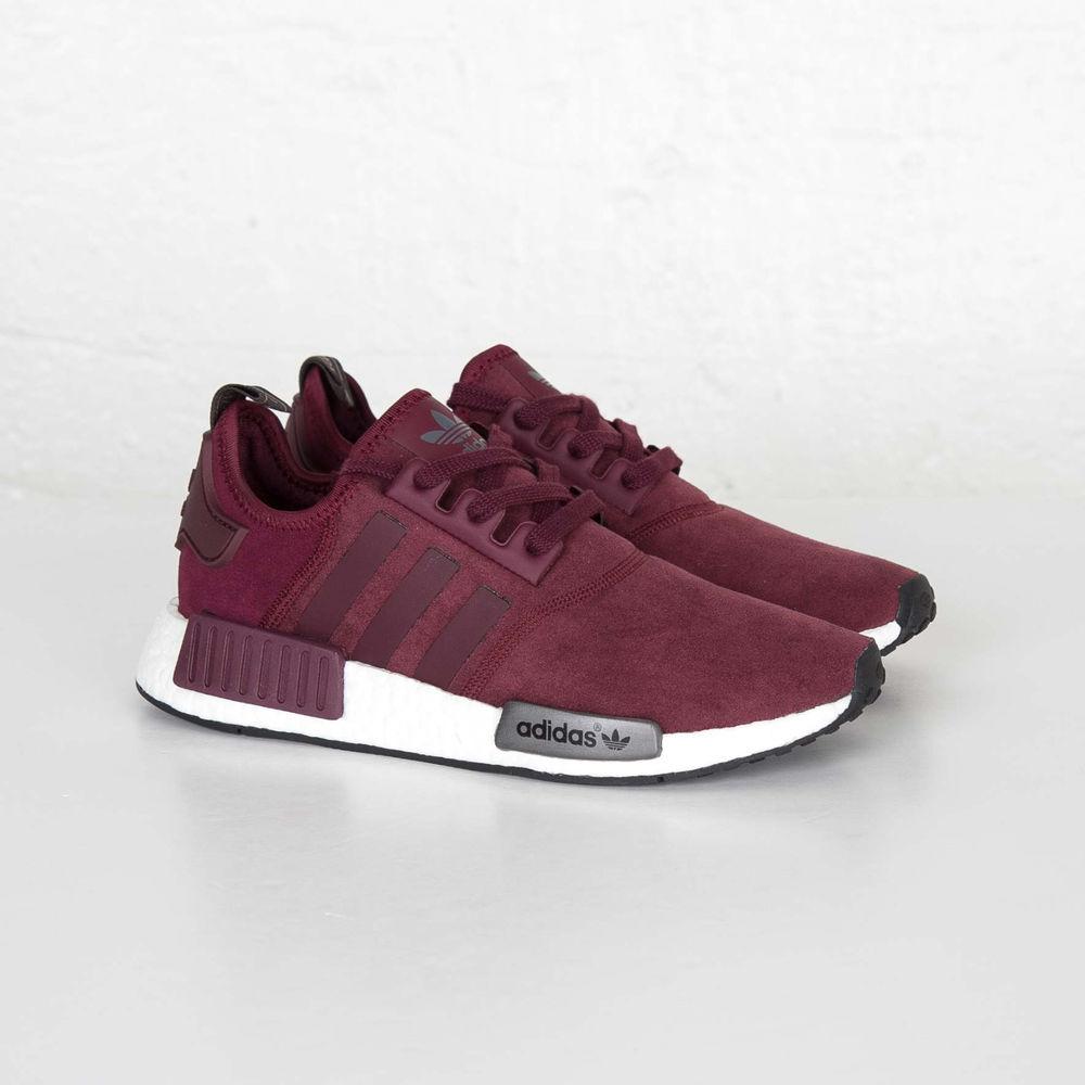 Adidas Forum Shoes Burgundy