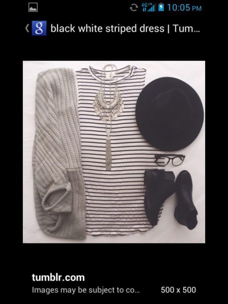 dress cardigan jewels hat shoes