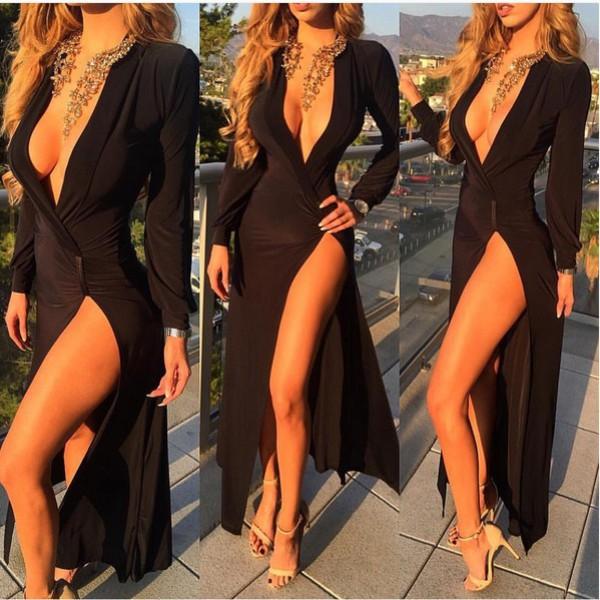 dress unbranded black dress boho dress maxi dress prom dress fashion dress summer dress beach dress