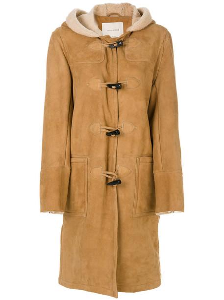 coat women brown