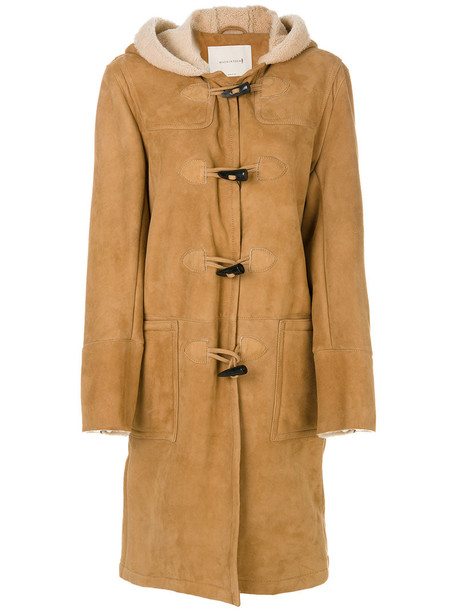 Mackintosh coat women brown