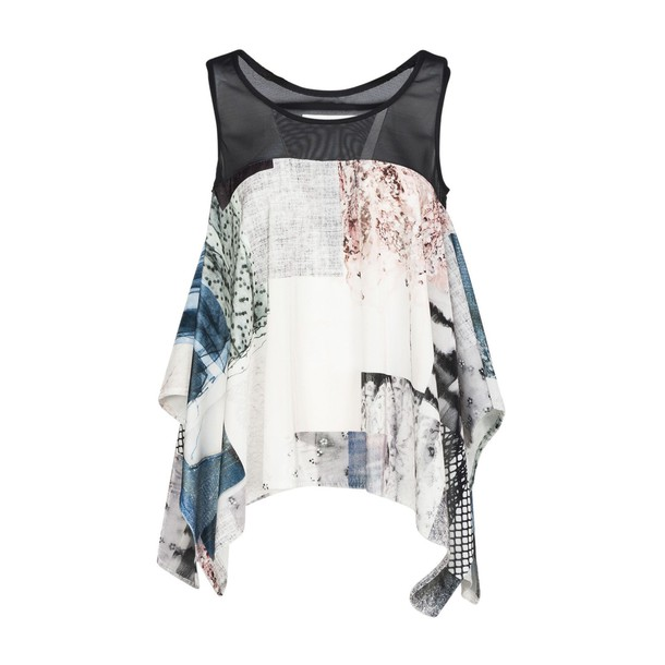 top patchwork print