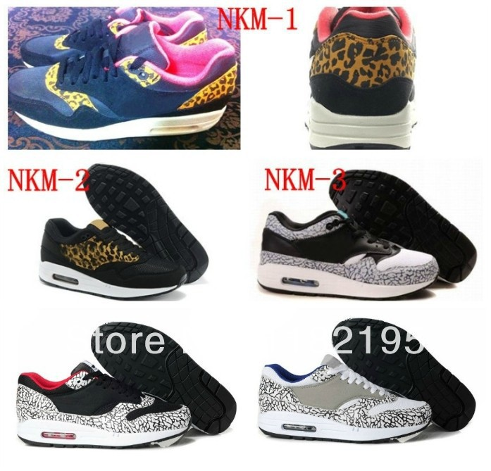 Free shipping 2014 Brand casual 87 leopard print Max male Sport shoes Running Shoes Sneakers for Men-in running from Sports & Entertainment on Aliexpress.com