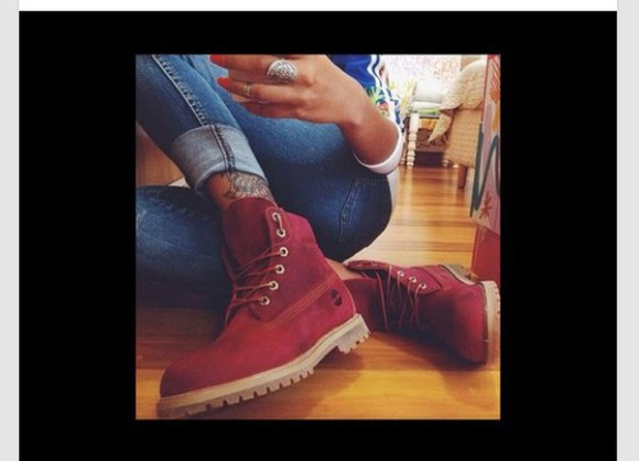 red cute shoes 💞 can't live with out!   💞 want want want