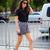 Mini skirt - STYLE DU MONDE | Street Style Street Fashion Photos