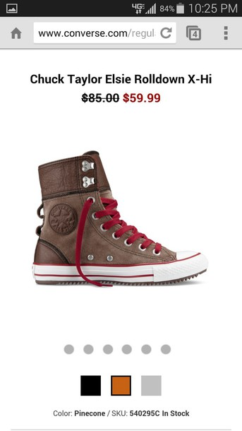 shoes high top converse converse high tops brown shoes
