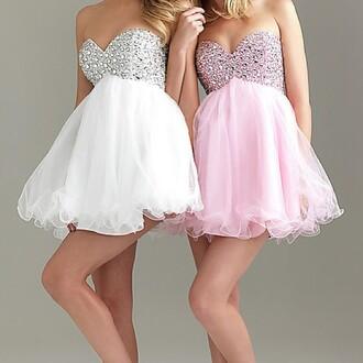 dress beautiful prom dress loveit pretty