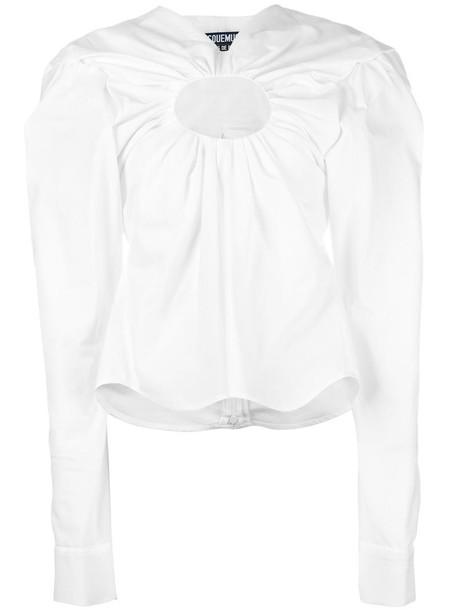 d9581e98cdd blouse women white cotton top