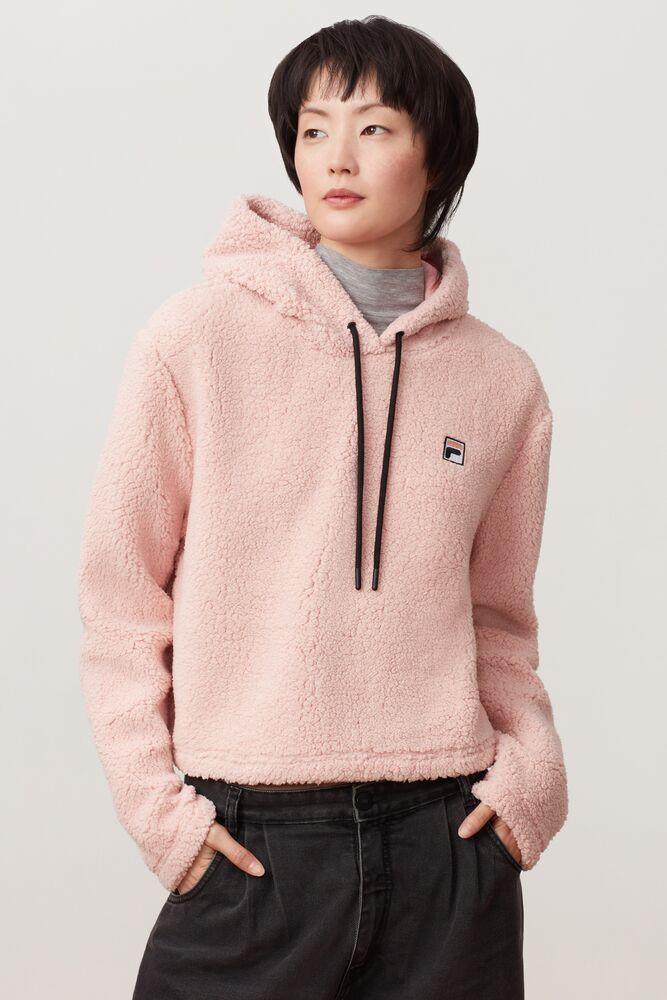 ember crop hoodie