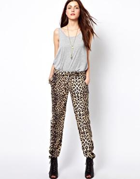 vero moda leopard