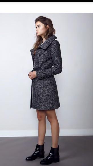 clothes jacket coat winter coat winter jacket