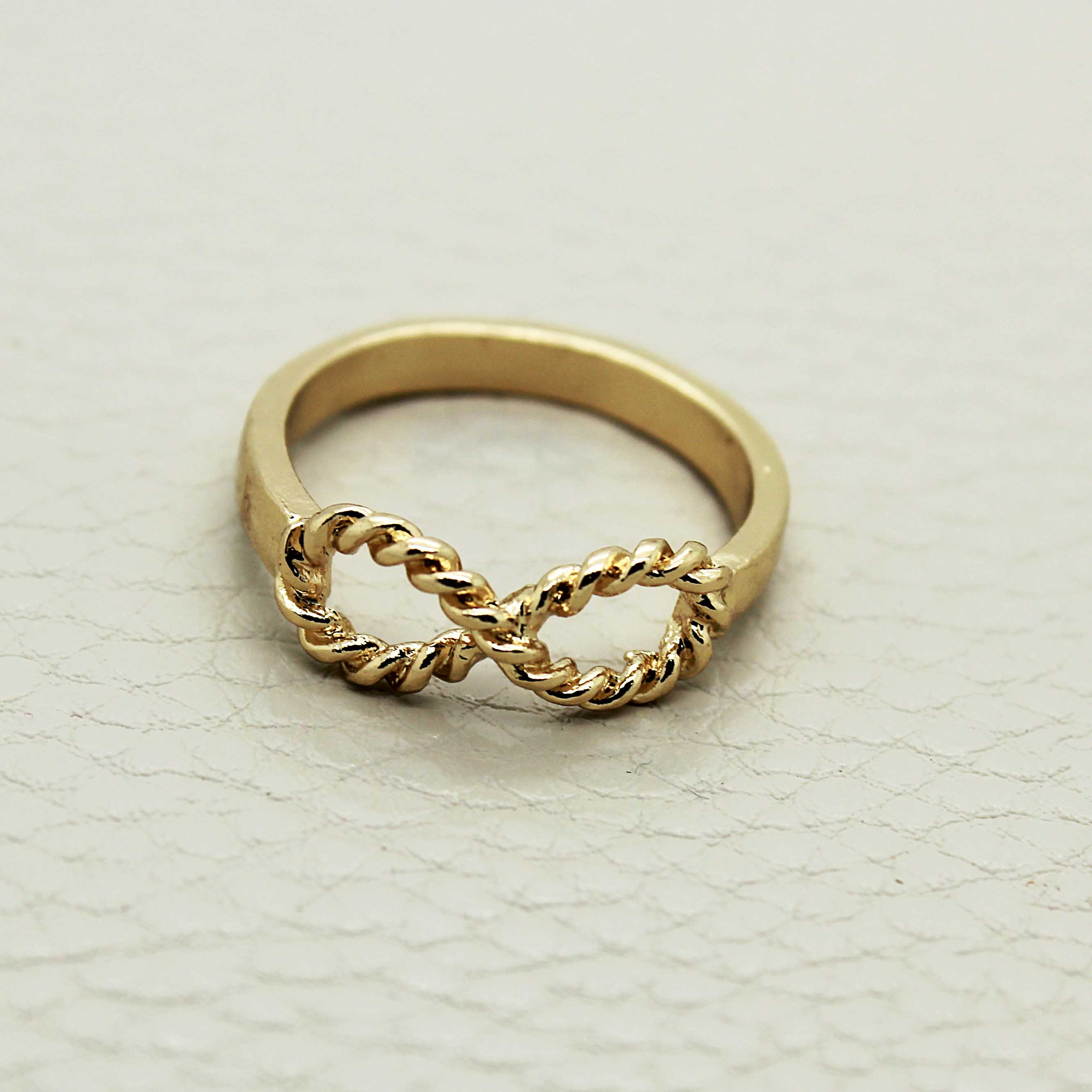 Infinity mini ring one pcs price qd tkl006 for Infinity ring jewelry store