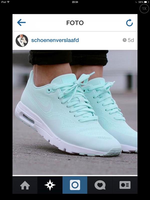 03950bd6de38e3 shoes nike sneakers nike sneakers air max mint nike shoes nike air summer  bright sneakers jumpsuit.
