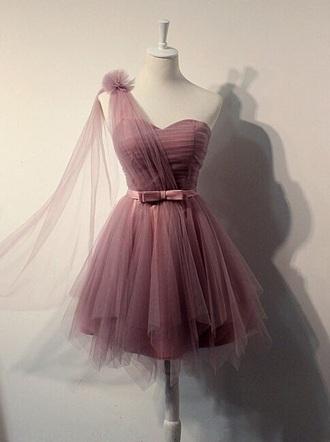 dress homecoming dress purple dress party dress