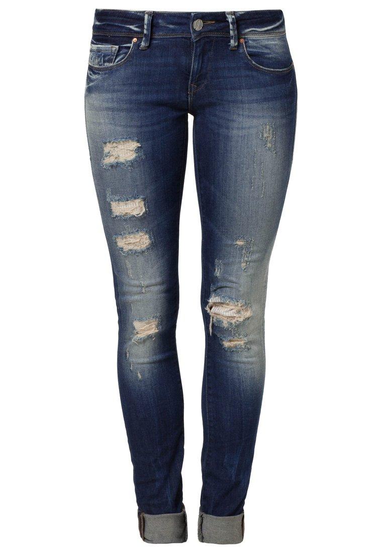 mavi serena jeans slim fit partly cloudy artist. Black Bedroom Furniture Sets. Home Design Ideas