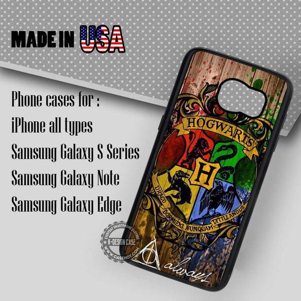Samsung S7 Case - Hogwarts Wizard Wood - iPhone Case #SamsungS7Case #hp #yn